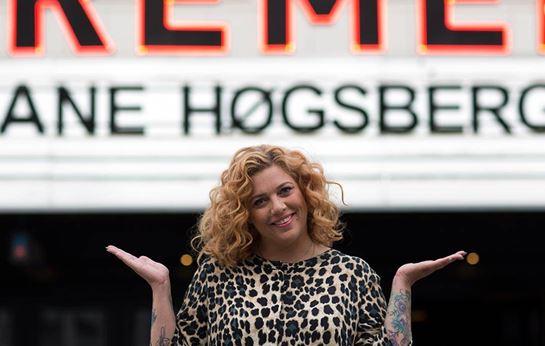 Bakken Underholdning Kunstnere Comedy på Bakken 2020 Ane Høgsberg