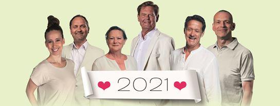 Bakken Underholdning Cirkusrevyen Cirkusrevy 2021 Banner