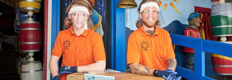 Bakken Forlystelser Hurlumhej Corona Medarbejdere Visir