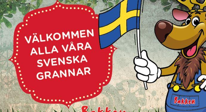 Svenska dagar på Bakken