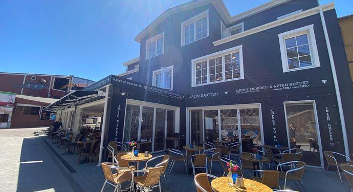 staldknægten restaurant 2020 ny facade
