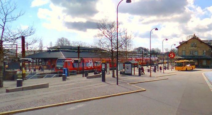 Klampenborg station
