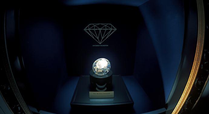 Følg diamanttyven i Skyhunt The Ride i 5D Cinema på Bakken - en sjov forlystelse for store og små!